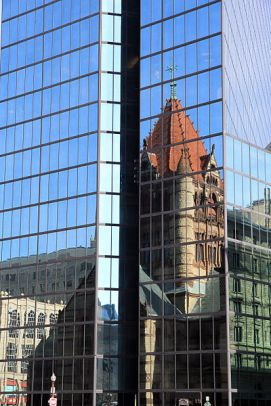 Boston Trinity Church Reflection