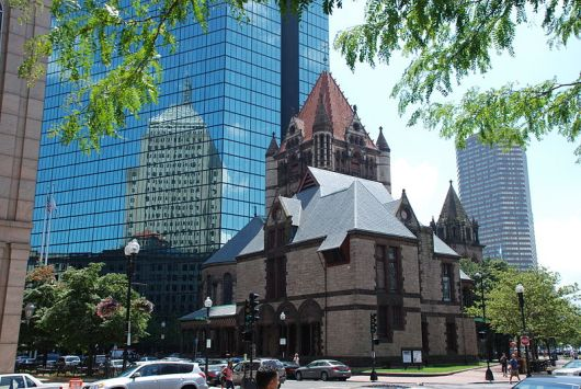 Boston Trinity Church