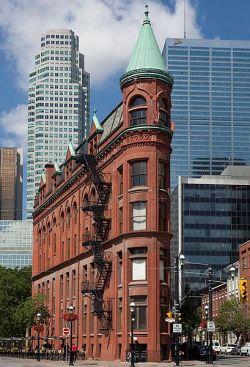 Flatiron Building - Toronto