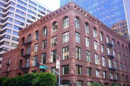 Folger Coffee Building - San Francisco
