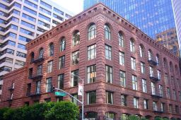 Folger Coffee Building - San Francisco