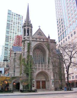 Fourth Presbyterian Church - Chicago