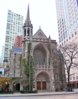 Fourth Presbyterian Church - Chicago