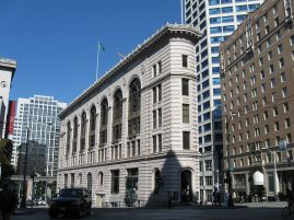 Old Seattle Times Building